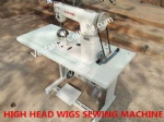 high head wig sewing machine