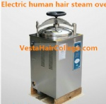 Human hair steam oven